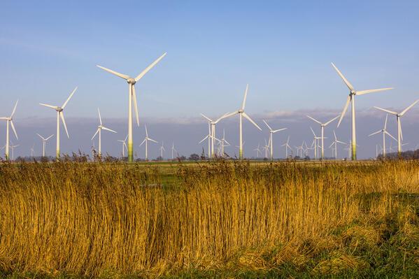 EU Green Deal Windenergy